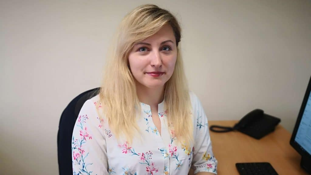 Dovilė Jankevičienė - Panevėžio kolegijos Marketingo projektų vadovė