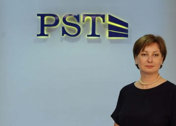 Panevėžio statybos trestas Marketingo vadovė Rūta Čečiotienė