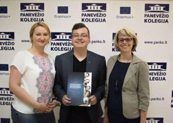 Tomas Morkūnas, Laima Skauronė, Laima Mateikienė